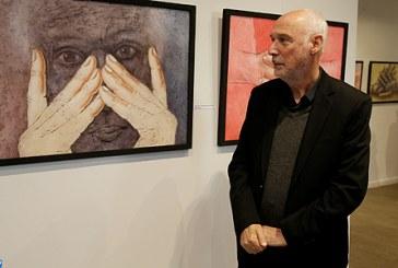 """""""Figural"""" de Hamid Douieb : Des œuvres qui interpellent le corps humain"""