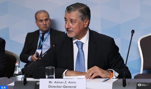 L'IRENA salue la vision de SM le Roi en matière de promotion des énergies renouvelables