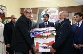 Vague de froid: des aides des EAU aux pensionnaires des établissements de la protection sociale à Ifrane