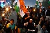 Inde : Manifestation contre un projet de loi défavorisant les réfugiés musulmans
