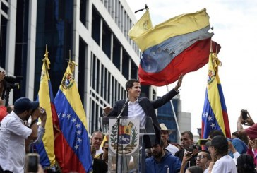Le Parlement européen reconnaît Juan Guaidó en tant que président du Venezuela