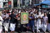 Manifestations en Inde après l'entrée de deux femmes dans un temple hindouiste à Kerala