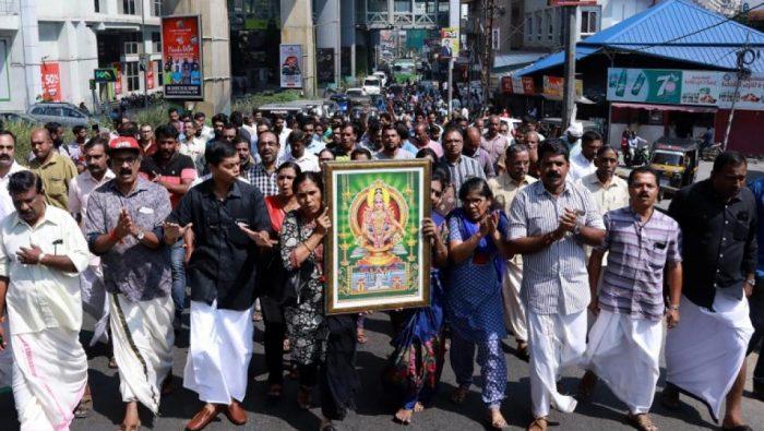 Inde : le temple de la colère