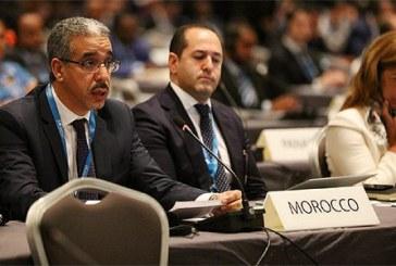 L'IRENA tient sa 9ème assemblée générale à Abou Dhabi avec la participation du Maroc