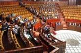 Chambre des représentants: Séance plénière lundi consacrée aux questions de politique générale