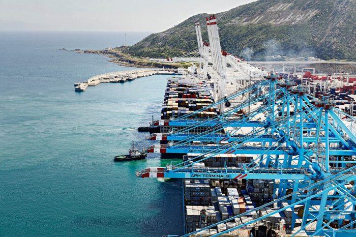 Le port Tanger-Med