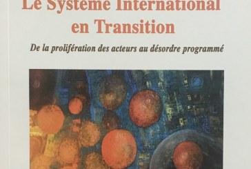 Livre: Le système International en Transition de Hassan Hami