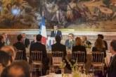 À Versailles, Macron s'engage à se réformer pour éviter le destin de Louis XVI