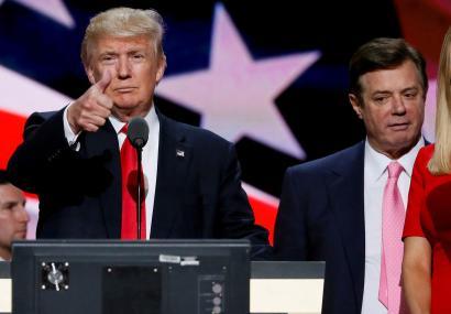 L'ex-directeur de campagne de Trump a partagé des sondages avec un interlocuteur russe