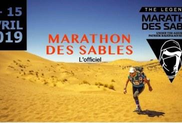 La 34e du Marathon des Sables du 5 au 15 avril dans le grand sud marocain