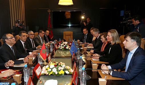 Maroc-UE: L'évaluation du statut avancé contribuera à s'ouvrir sur de nouvelles perspectives