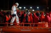 En 2018, 2.262 migrants sont morts dans des traversées de la Méditerranée