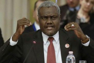 """Gabon: l'UA """"condamne fermement"""" la tentative de coup d'Etat"""
