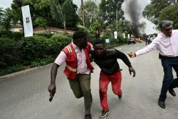 L'attentat de Nairobi aurait fait au moins 15 morts et les opérations des forces de police toujours en cours