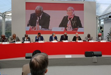 El Ouafi insiste sur l'impératif d'inscrire le défi climatique dans l'agenda de l'action internationale commune