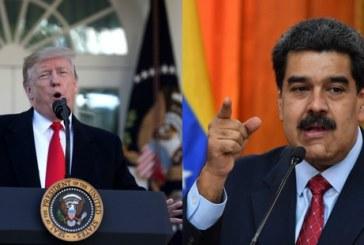 Nicolas Maduro annonce des poursuites contre les Etats-Unis après les sanctions contre PDVSA