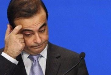 Nissan veut reprendre la somme de huit millions d'euros qui auraient été versée à Ghosn