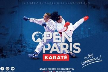 Open Paris Karaté : Deux médailles de bronze pour le Maroc dans la catégorie Equipe