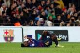 FC Barcelone : Ousmane Dembélé blessé à la cheville gauche