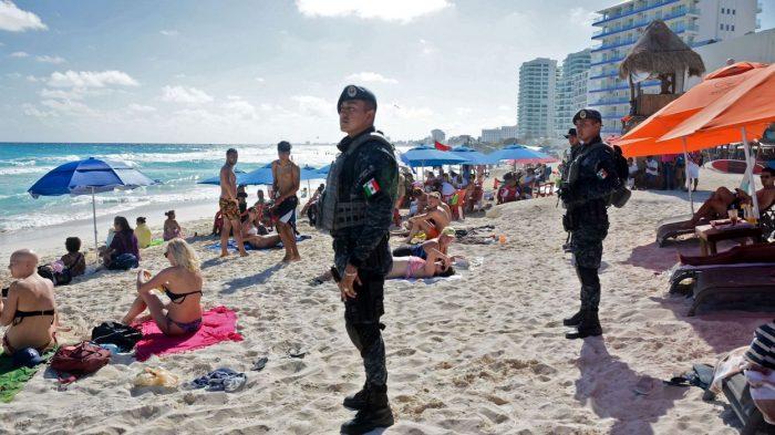 Une fusillade fait sept morts dans une station balnéaire — Mexique