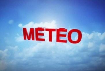 Prévisions météorologiques pour la journée du lundi 14 janvier et la nuit suivante