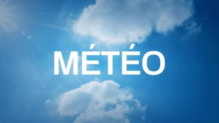 Prévisions météorologiques pour la journée du mardi 15 janvier 2019