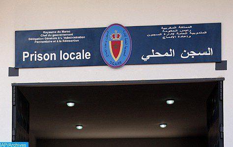 Prison Ain Sebaâ
