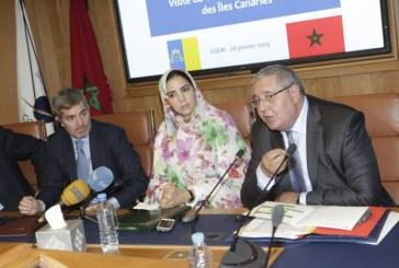 La CGEM reçoit le Président du Gouvernement des îles Canaries