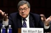 William Barr : Robert Mueller n'est pas engagé dans une chasse aux sorcières contre Trump