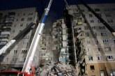Explosion due au gaz d'un immeuble en Russie: le bilan s'alourdit à 28 morts
