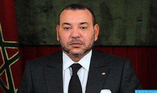 Message de condoléances de SM le Roi au président algérien suite au décès du président du Conseil constitutionnel