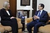 El Otmani et Mogherini se félicitent des perspectives prometteuses du partenariat Maroc-UE