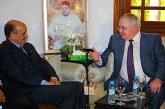 Ould Errachid et le président de la Chambre des députés irlandaise discutent de la question du Sahara