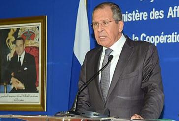 """La question du Sahara appelle une """"solution consensuelle"""" conformément aux résolutions du Conseil de sécurité"""