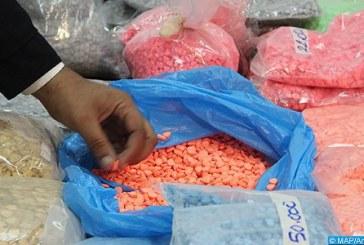 Salé: arrestation de deux individus pour trafic de drogues