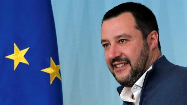Salvini declare que la France n'a aucun interet dans la stabilité libyenne