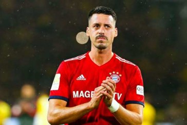 Football: L'attaquant Sandro Wagner quitte le Bayern pour la Chine