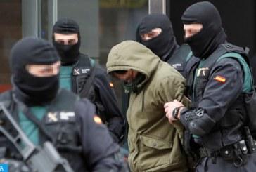 Arrestation à Saragosse d'un Marocain pour diffusion de propagande terroriste