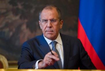 Le Chef de la diplomatie russe en tournée au Maghreb
