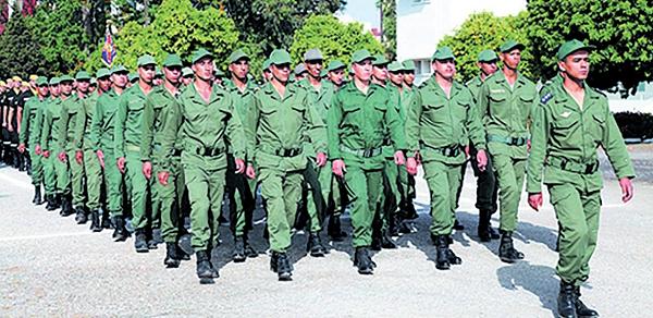 Service militaire entre civisme et responsabilité