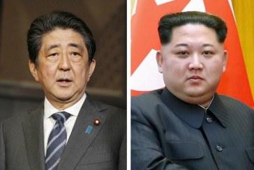 """Japon: le Premier ministre Abe veut rencontrer Kim pour """"rompre la défiance"""""""