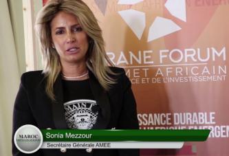 Interview – Sonia Mezzour: La politique énergétique du Maroc peut être répliquée ailleurs en Afrique