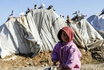 Syrie: 15 bébés et enfants déplacés sont morts de froid