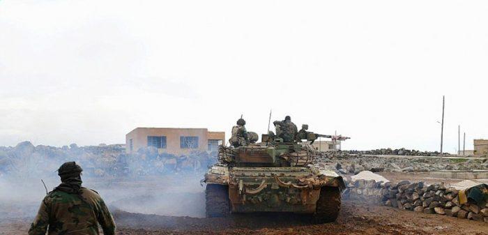 Syrie: Des frappes israéliennes tuent 11 combattants