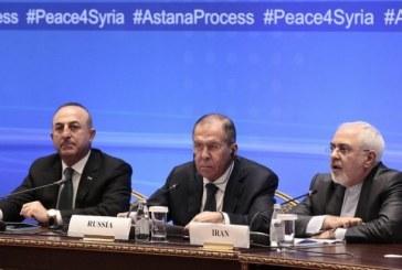 Un nouveau sommet sur la Syrie prévu à Astana en février