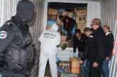 La quantité de drogue saisie mercredi à Tanger s'élève à plus de 15 tonnes de résine de cannabis