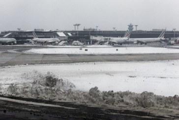 Tempête Gabriel : une trentaine de vols annulés à l'aéroport parisien d'Orly