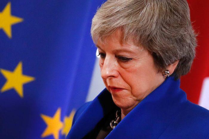 Le cabinet de May s'inquiète des amendements parlementaires visant à mettre en pause le Brexit