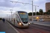 Rabat : mise en service de l'extension de la ligne 2 du Tramway fin février