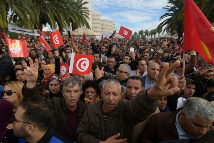 La Tunisie paralysée par une grève générale dans le secteur public